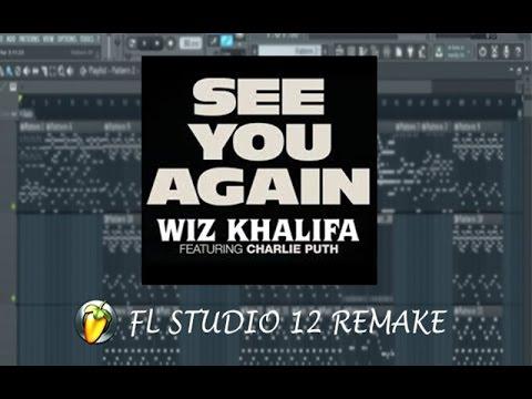 Wiz Khalifa - See You Again ft. Charlie Puth (Piano Remake) FREE FLP DOWNLOAD