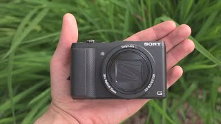 sony HX60 Review