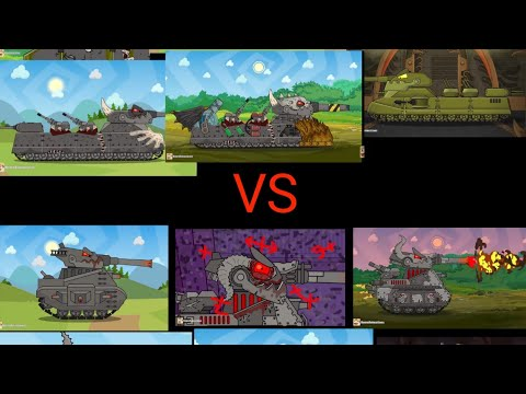Download Power level comparison between Leviathan & Ratte (Homeanimations)