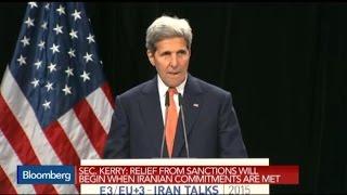 Basic Argument for Iran Deal `Pretty Weak`: Valliere