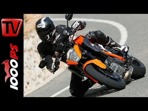 First Test | KTM 1290 Super Duke R - Testvideo mit Action