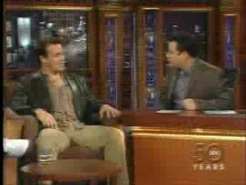 David James Elliott on Kimmel
