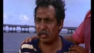 Repeat youtube video El Santo, Blue Demon y Mil Mascaras en Misterio en las Bermudas