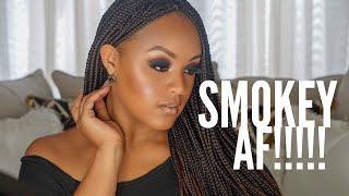 SMOKEY EYE TUTORIAL 2018 Step by Step