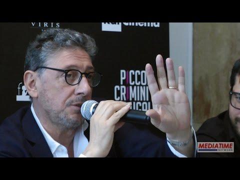 Sergio Castellitto nel film Piccoli Crimini Coniugali