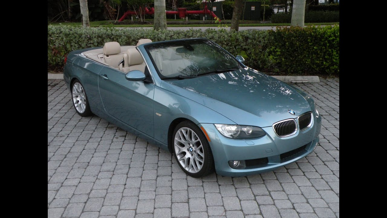 2008 bmw 328i convertible for sale in fort myers fl youtube. Black Bedroom Furniture Sets. Home Design Ideas