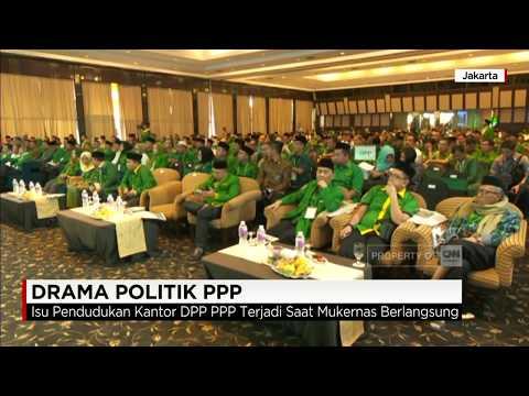 Drama Politik PPP, Rebutan Markas
