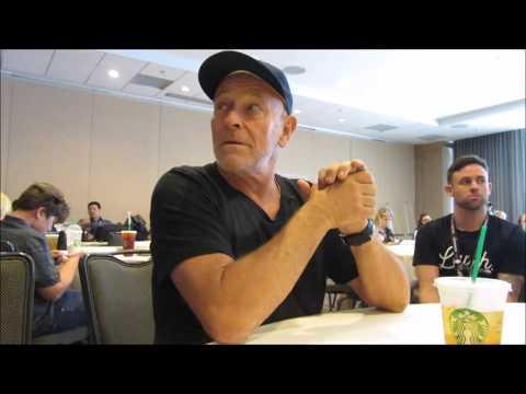 Psych: The Movie - Corbin Bernsen Interview (Comic Con)