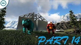 Ark Flaming Gigantopithecus - Татаж авах