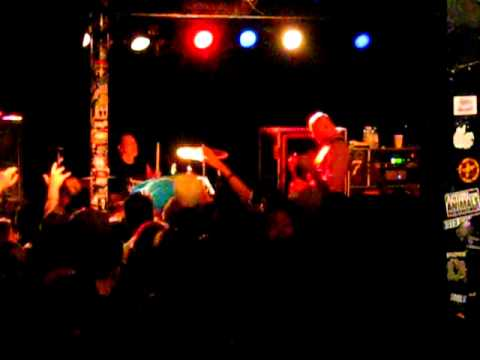 """Alkaline Trio """"Fine Without You"""" Seattle 7/14/11"""