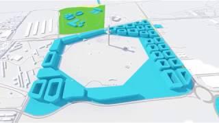 Transformando BA, navegá las obras de la Ciudad en 3D