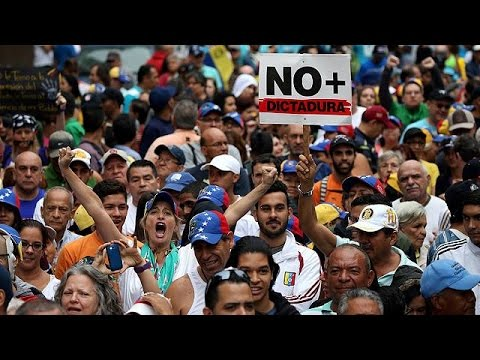 Venezuela in fevered political chaos and economic crisis