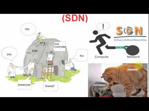 Software Defined Networking (SDN) and Mininet Introduction (Hindi) by Vipin Gupta