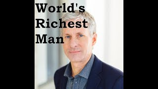 Ripple creator is now richest man in the world