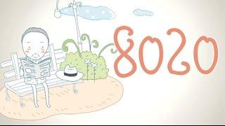 8020口腔保健宣導動畫3分鐘