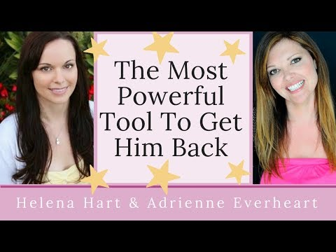 The Most Powerful Tool To Get Him Back (Say THIS To Reconnect Your Relationship!)
