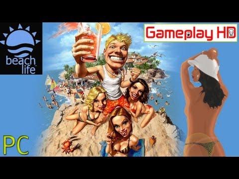 Beach Life Gameplay PC HD 2002