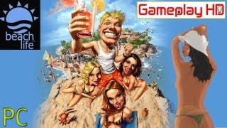 Beach Life Gameplay PC HD 2002