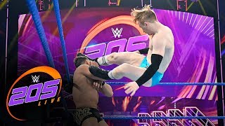 Gentleman Jack Gallagher vs Ray Jazikoff: WWE 205 Live, Nov. 1, 2019