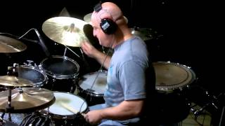 Drum Solo with stick drop - JOHN FAVICCHIA Out Take