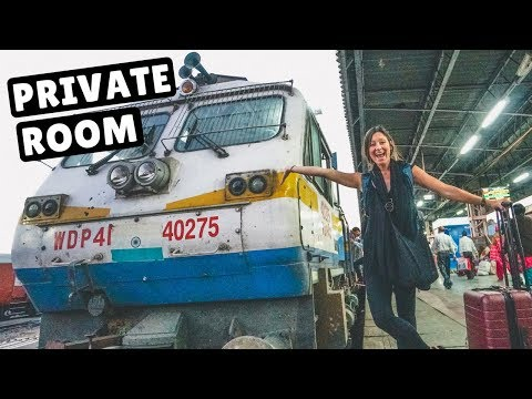 AGRA TO JAIPUR by Train | India First Class AC