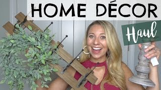 HOME DÉCOR HAUL | NEW HOUSE | The Nichols