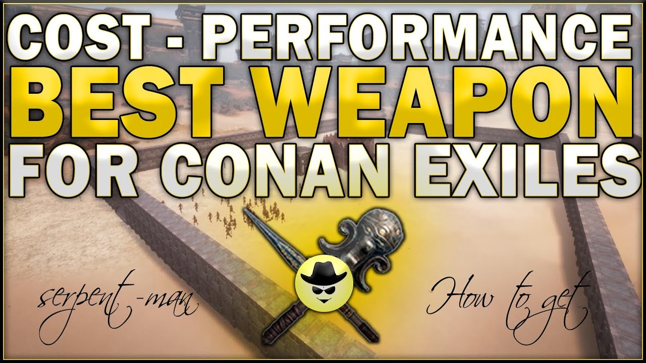 Weapon - Official Conan Exiles Wiki