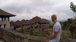 Massive Abandoned Hotel in Bali | Ghost Palace Hotel, Indonesia 🇮🇩