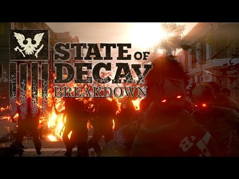 WE MUST SURVIVE! | State of Decay Breakdown Livestream #1