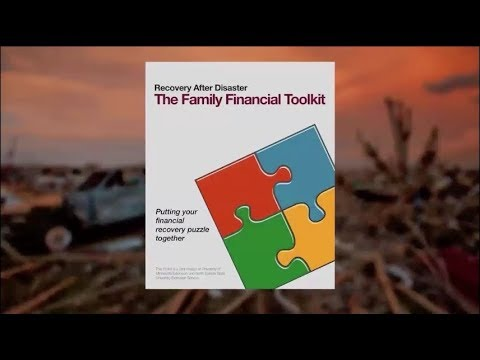 Financial Considerations for Disaster Planning, Response, and Recovery