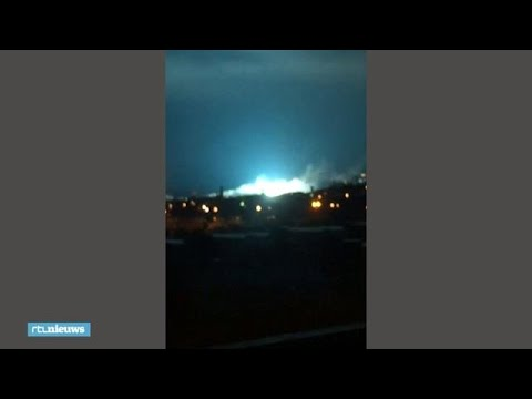 Aliens in New York?  Mysterieus blauw licht zorgt voor speculaties - RTL NIEUWS