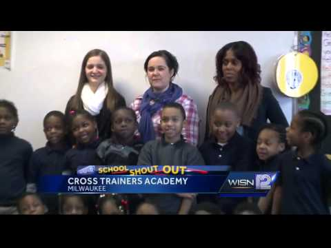 2/5 Shout Out: 1st Grade Class, Cross Trainers Academy, Milwaukee