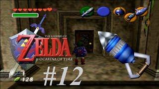 Vamos jogar - The Legend of Zelda: Ocarina of Time #12 - preparando-se para a dungeon da floresta!