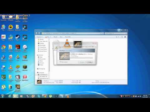 How to turn a DVD into a MP4 or VOB file