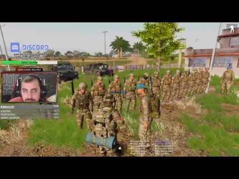 57. ALAY ARMA 3 Cami'deki Rehineleri Kurtarma Operasyonu!