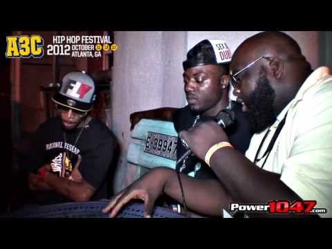 Dungeon Family and Nappy Roots Live in Atlanta