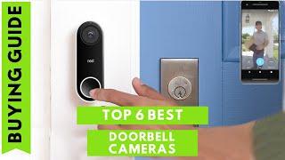 6 Best Door Camera Bells || Best Buying Guides