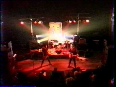 ALTERNATIVE ZERO CONCERT MARSEILLE 1988