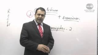 Professor Alessandro Ferraz e Ivany Pedroso - batem um papo sobre o...