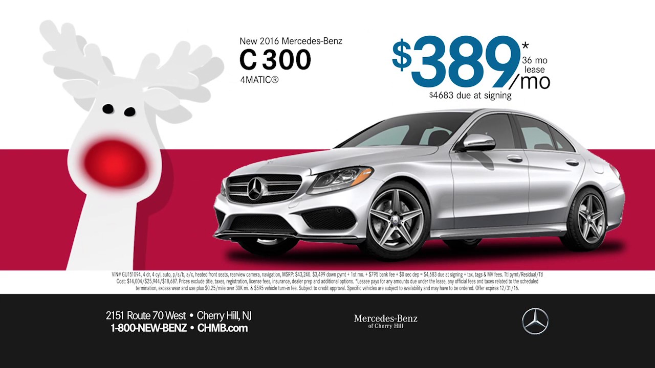 2016 c300 lease deals gift ftempo for Mercedes benz lease rates