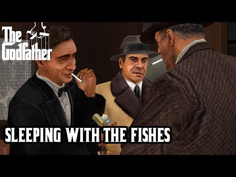 The Godfather (PC) - Mission #4 - Sleeping With The Fishes