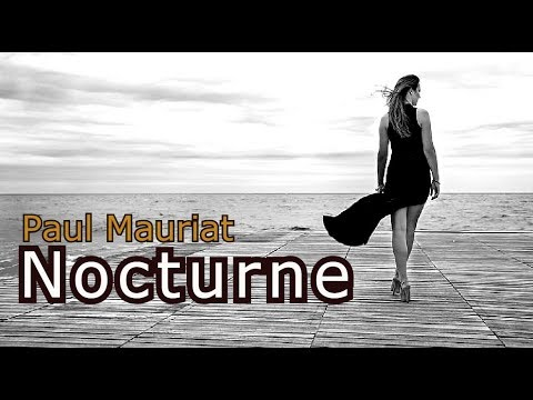 Nocturne Paul Mauriat Music Video Youtube