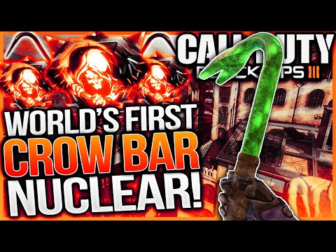 CROW BAR NUCLEAR GAMEPLAY! - WORLDS FIRST
