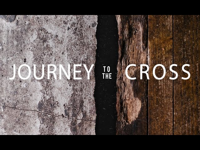 April 7th, 2019: David Chotka - The Journey to the Cross Week #2
