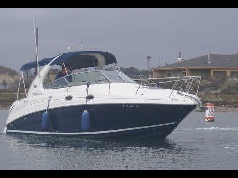 Sea Ray 280 Sundancer By Smyyachts Youtube