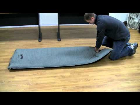 Strålende ALPS Mountaineering Self-Inflating Air Pads - YouTube YL-95