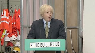 video: Boris Johnson announces 'most radical' planning reforms since end of Second World War