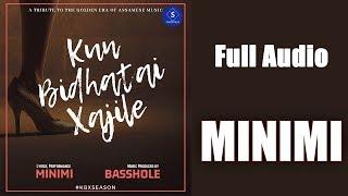 Kun Bidhatai Xajile Minimi Full Audio New Assamese Rap Song.mp3