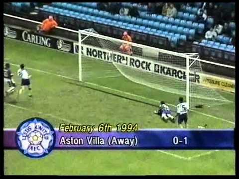 Leeds United Season review 93-94