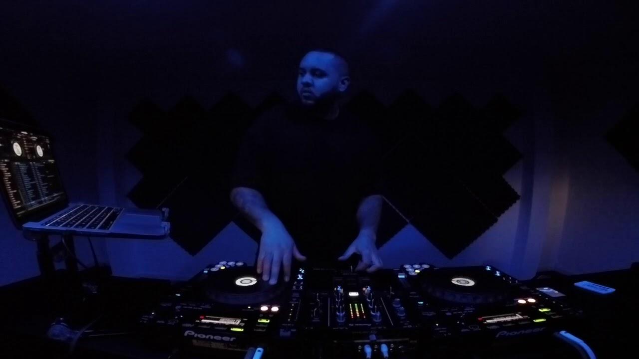 Dj Mix - Dj AdB 2017 Shutdown